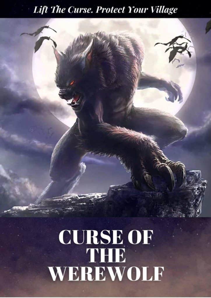 Virtual Escape Room - Curse Of The Werewolf