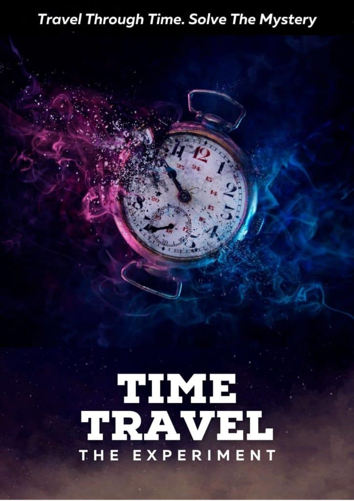 Virtual Time Travel - The Experiment