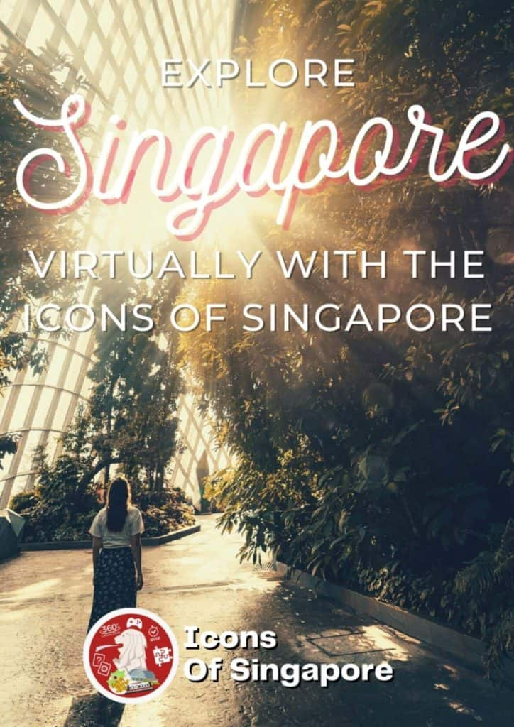 Virtual Travel Experience - Icons Of Singapore