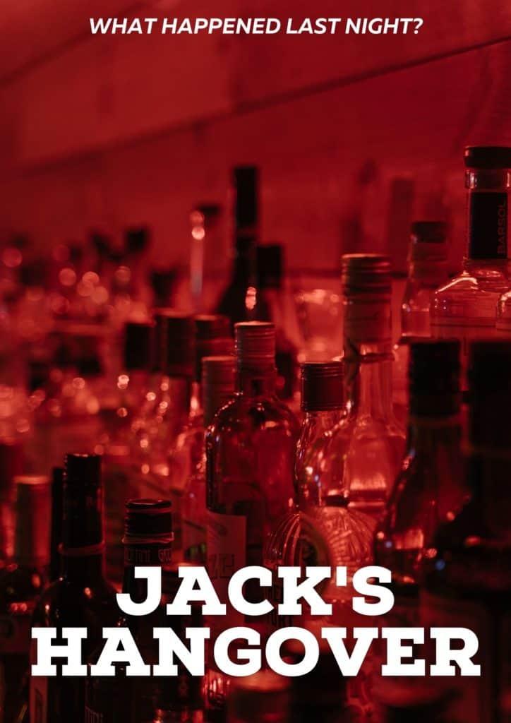 Virtual Escape Room - Jack's Hangover